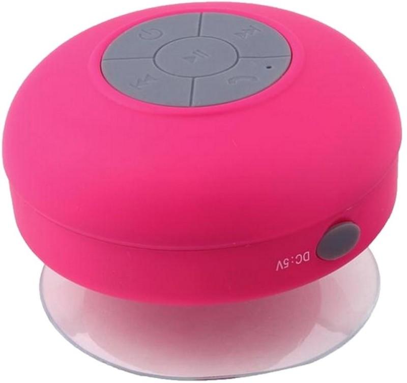 Elint W002P 3 W Portable Bluetooth  Speaker(Pink, Mono Channel) image