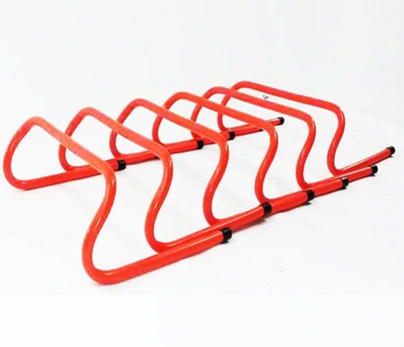 Starling PVC Speed Hurdles(For Adults Pack of 6)
