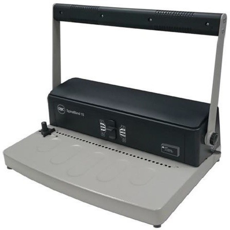 GBC Spiral Binding Machine SB15 Manual Multi Binder