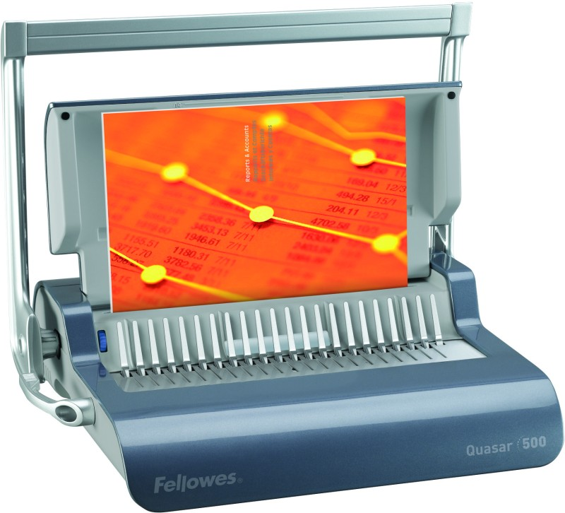 Fellowes Quasar 500 Manual Comb Binder
