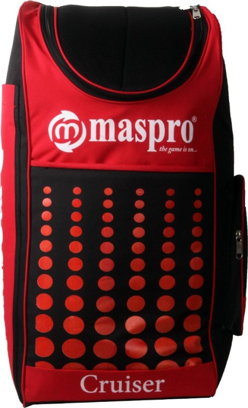 Maspro Cruiser Backpack(Red, Kit Bag)
