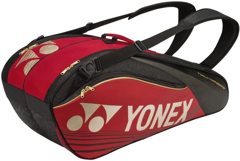 Yonex BAG 9626EX Kitbag(Red, Kit Bag)