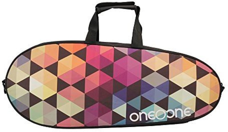 One O One Canvas Single Kit bag(Multicolor, Kit Bag)