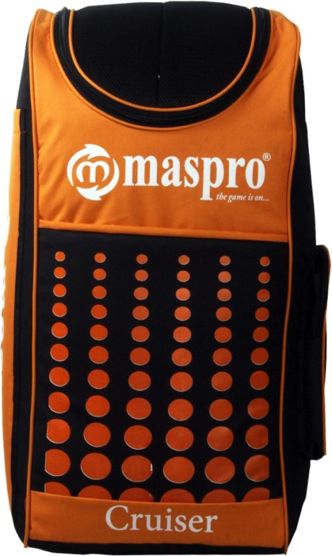 Maspro Cruiser Backpack(Orange, Kit Bag)