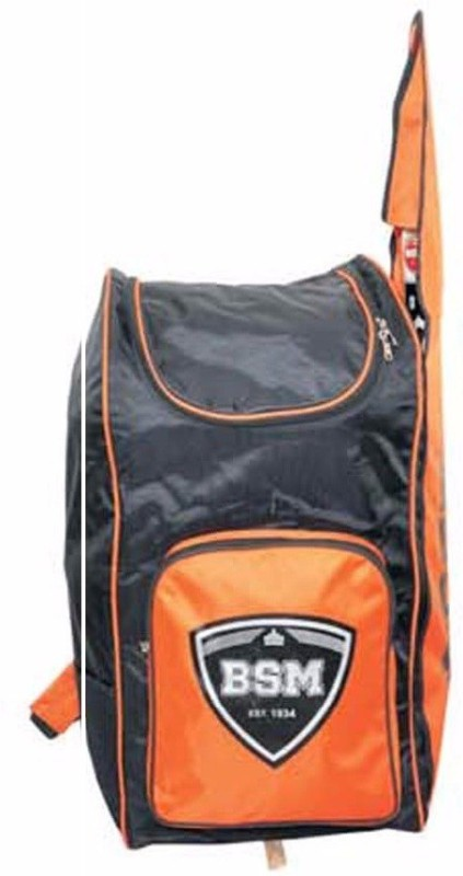 BSM ELITE BACK PACK(Black, Kit Bag)