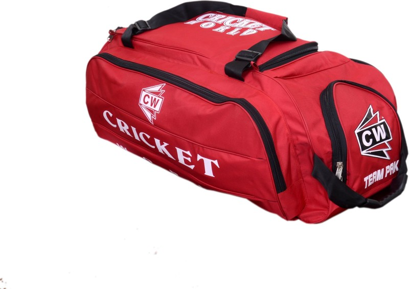 CW Teampak Kit Bag(Red, Wheeler)