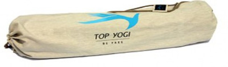 Top Yogi yoga mat cotton bag(Beige, Backpack)