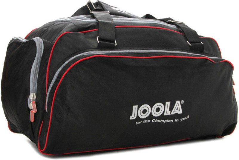 Joola Trail Team Bag Kit Bag(Black)
