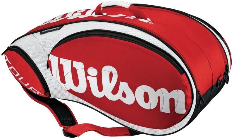 Wilson Tour 9 Kit Bag(Multicolor, Kit Bag)