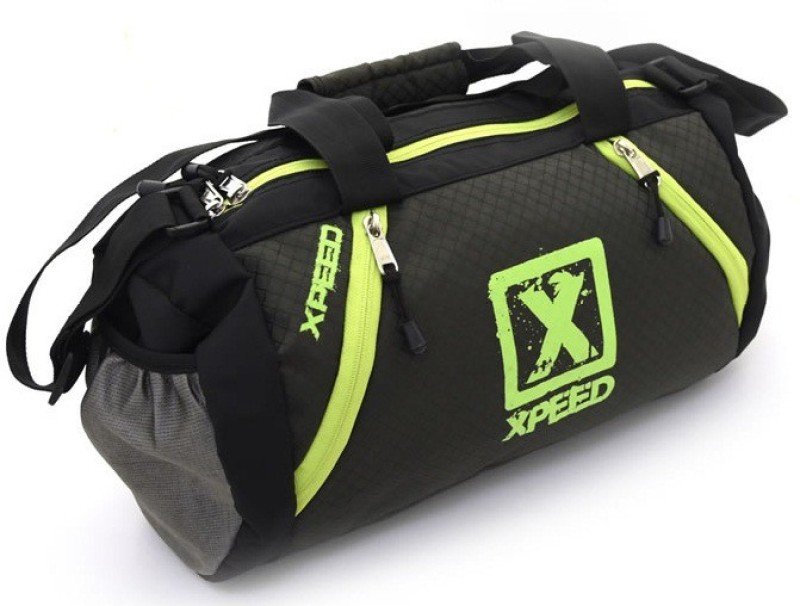 Xpeed All Rounder Shoulder Bag(Grey, Kit Bag)