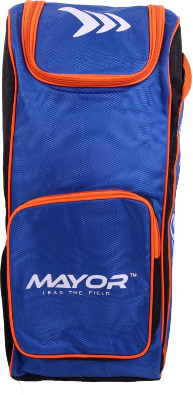 Mayor Junior Star Cricket Kit Bag(Blue, Backpack)
