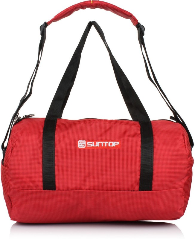 Suntop Tube5 mini Duffel Bag(Red, Sling Bag)