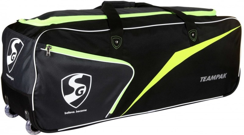 SG TEAMPAK WHEEL BAG(Multicolor, Kit Bag)