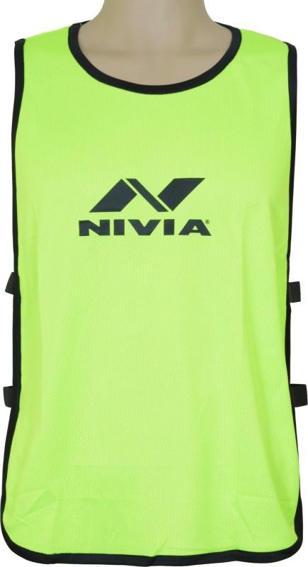 Nivia 1 Sport Bibs(Green)