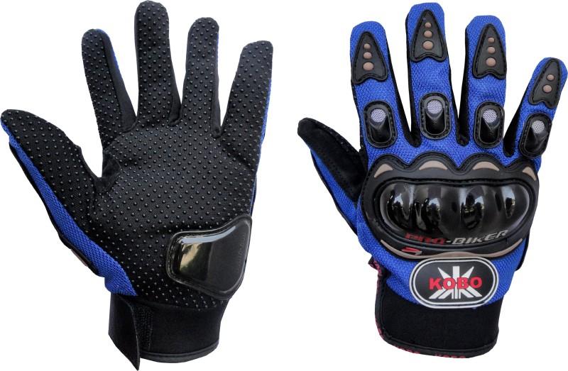 Probiker Full Finger Cycling Gloves (XL, Blue)