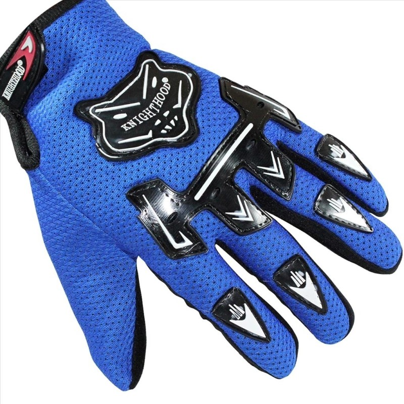 Knighthood 1 Pair of Hand Grip for Bike Motorcycle Scooter...