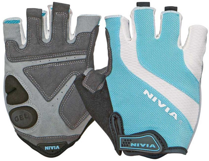 Nivia Gel Gym & Fitness Gloves (XL, Multicolor)