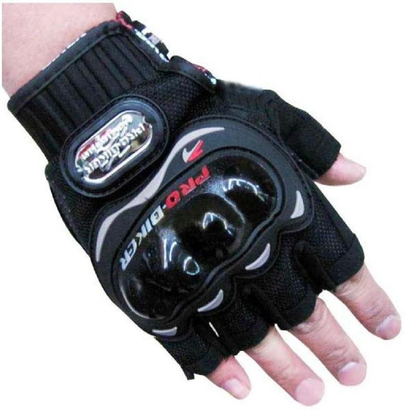 Probiker FBZ glove Riding Gloves (L, Black)