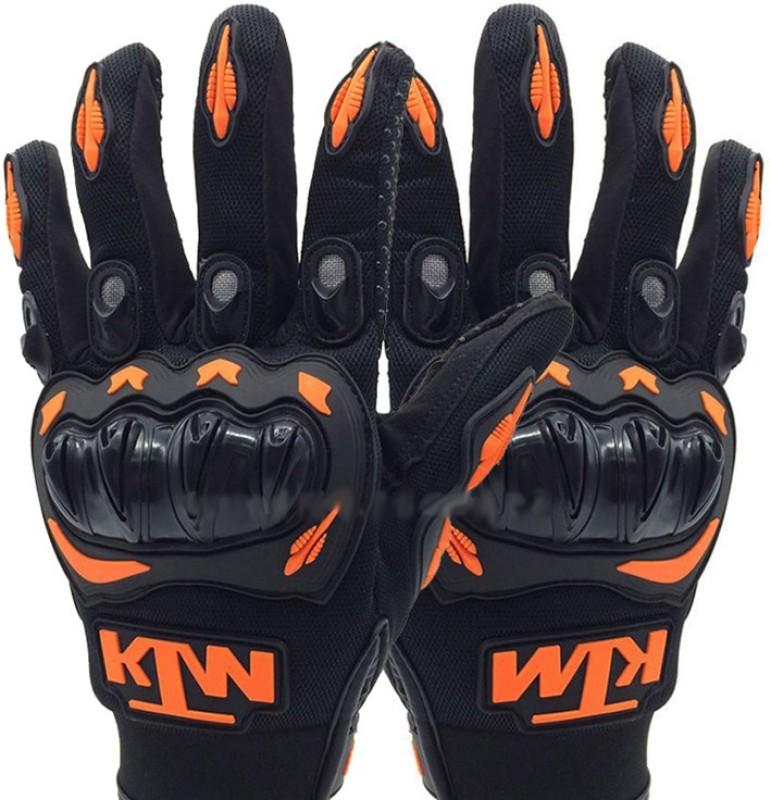 Probiker KTM Cycling & Riding Gloves (L, Black)
