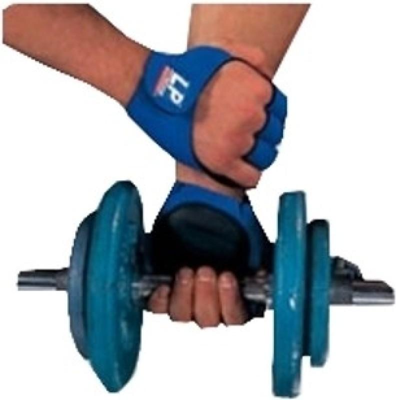 LP Support LP 750 Gym & Fitness Gloves (S, Black, Blue)