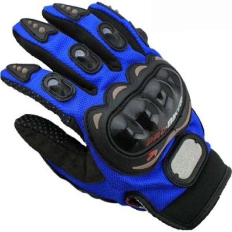 RWT RWT Pro Biker Driving Glove (L Size, Blue &...