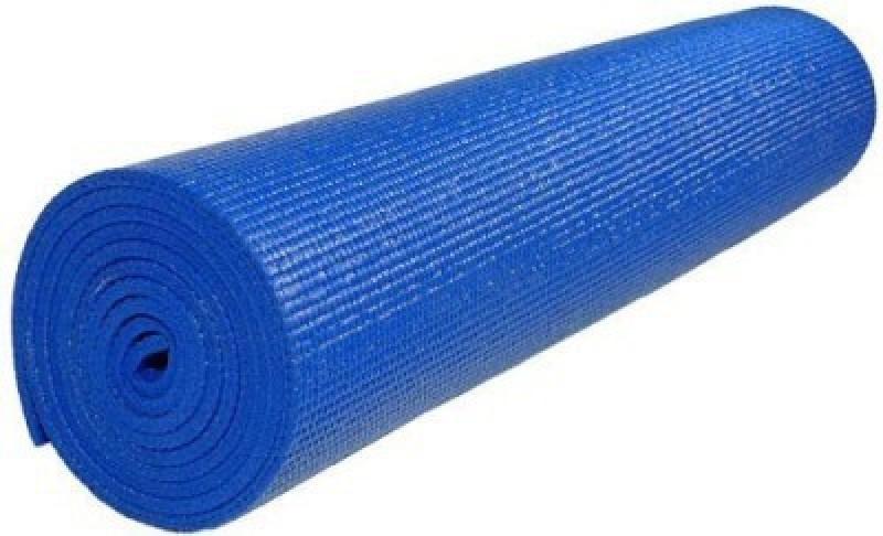 impex season yogablue Blue 4 mm Yoga Mat