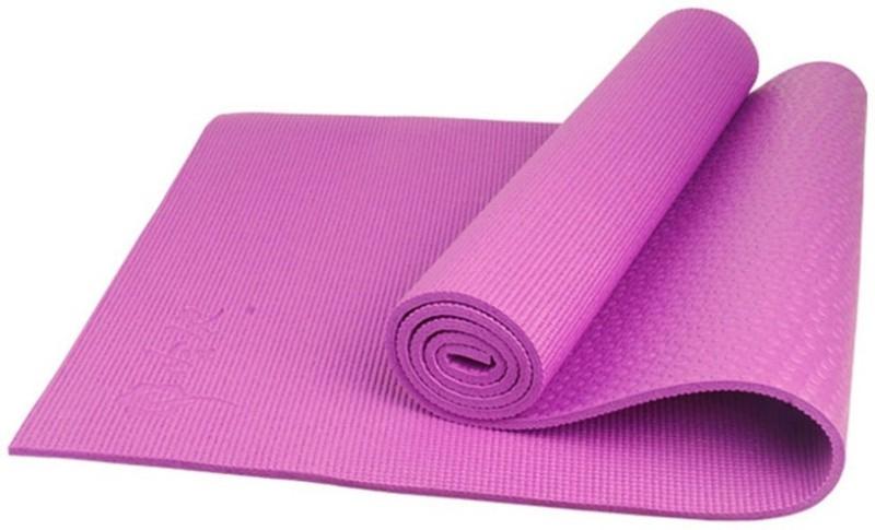A R SC-0030 Pink 6 mm Exercise & Gym Mat