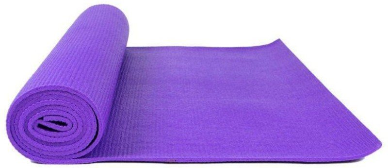 A R SC-0038 Purple 6 mm Exercise & Gym Mat