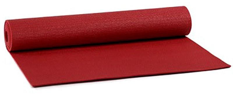 Yogimat Basic Fire Red 4 mm Yoga Mat