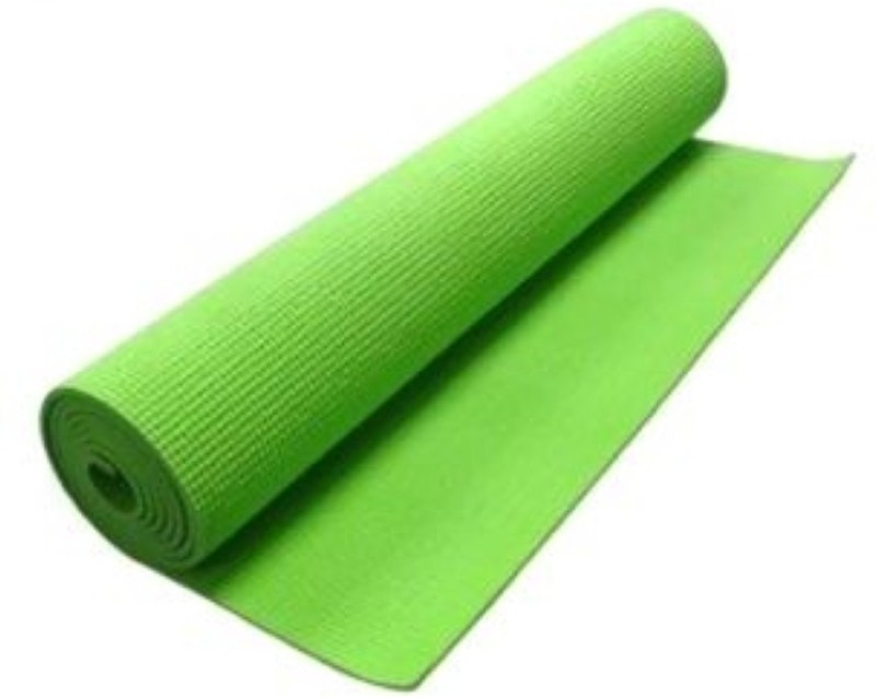 Satwa Yoga Mat Green 4 mm Exercise & Gym Mat