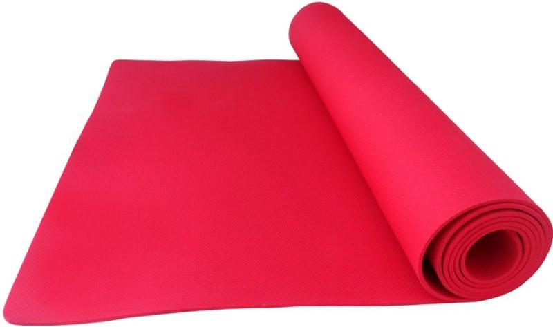 Rk Super Fit Yoga Red 6 mm Yoga Mat