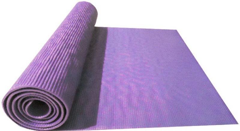 Fine Touch YM-011 Purple 6 mm Yoga Mat