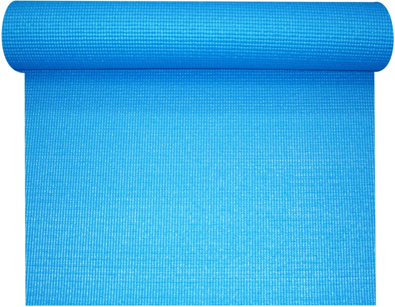 HAWK Imported Y-31, Extra Soft For Comfort, 173x61 Cm Blue 7 mm Yoga Mat
