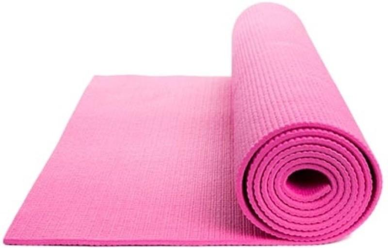 Uniasia UYMP Pink 6 mm Yoga Mat