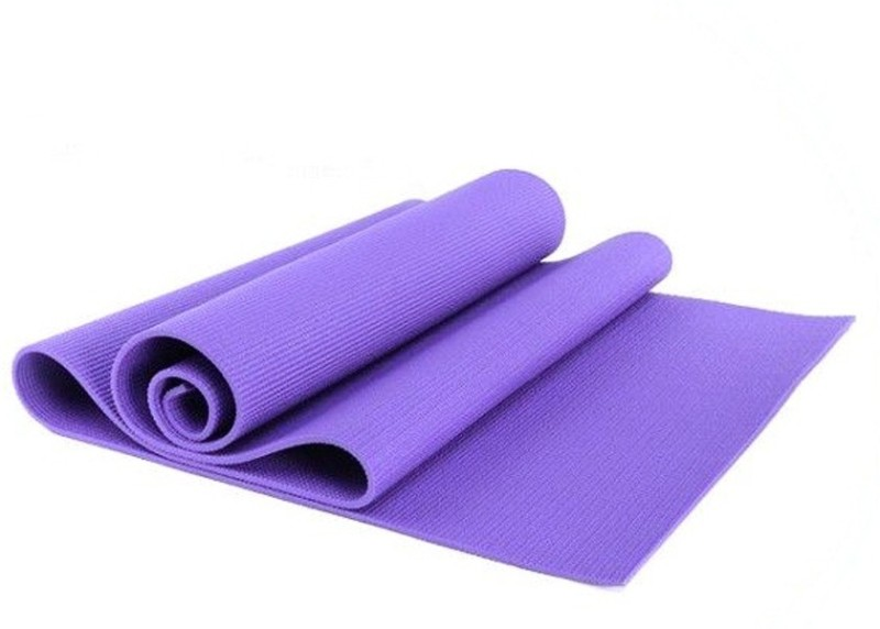 A R SC-0039 Purple 4 mm Exercise & Gym Mat