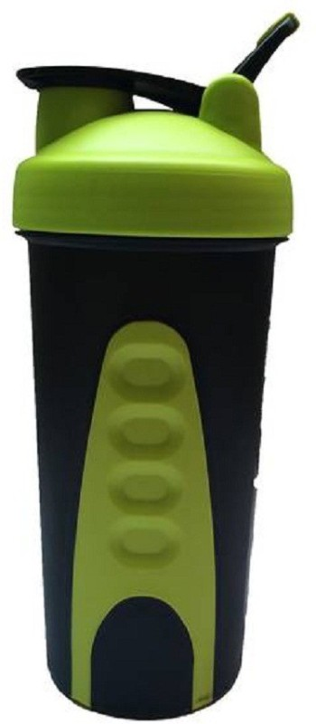 E-Classic Crossfit Grip Shaker Green Sports Bottle Holder