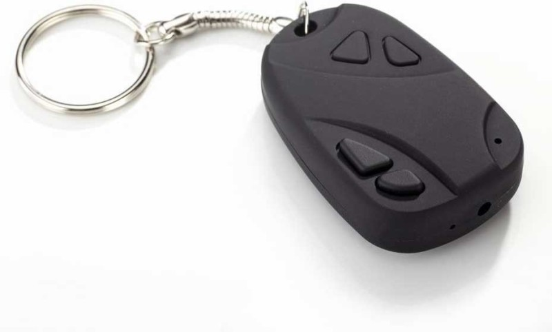 mania electro 808CAR keychain Spy Camera(2 MP)