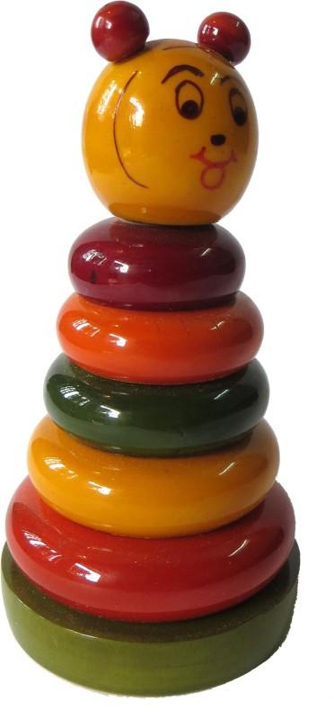 NIHAR Rings Toy(Multicolor)