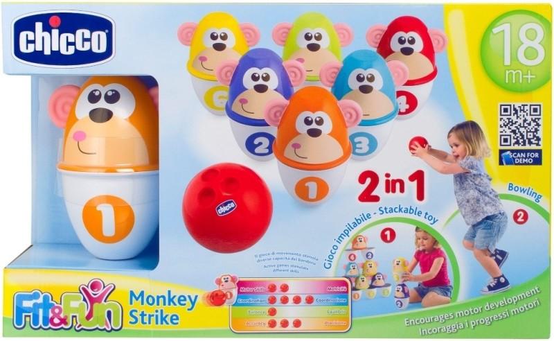 Chicco Monkey Strike(Multicolor)
