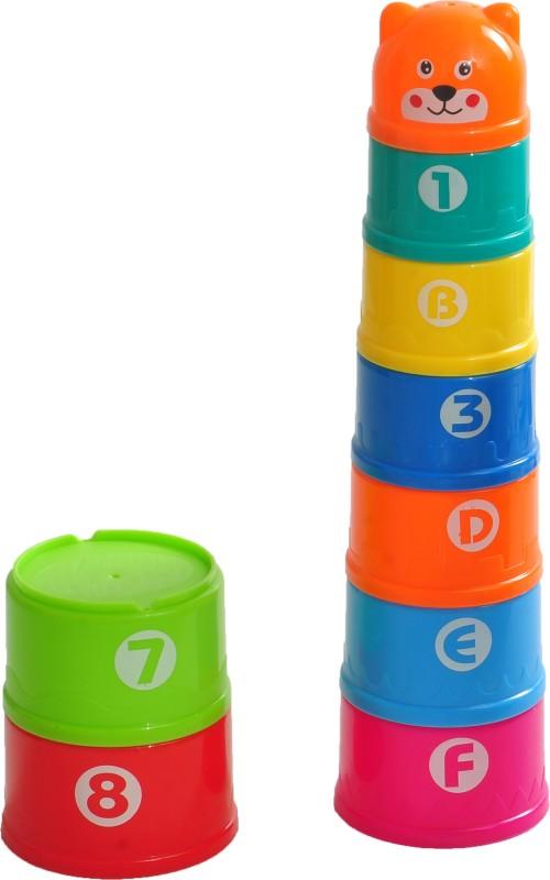 Magic Pitara Joy Cups(Multicolor)