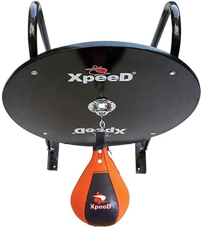 Xpeed Platform Set Boxing Stand(Steel, Black)