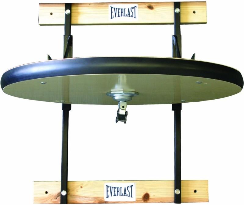 Everlast Adjustable Speed Bag Platform Boxing Stand(Wood, Steel, Black)
