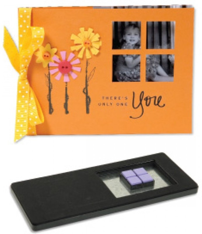 Sizzix Movers & Shapers XL Die Set - Card, Horizontal A2 & Four Window Panes (Kit #1) 654780 Die Stencil(Pack of 2, Movers & Shapers XL Die Set - Card, Horizontal A2 & Four Window Panes (Kit #1))