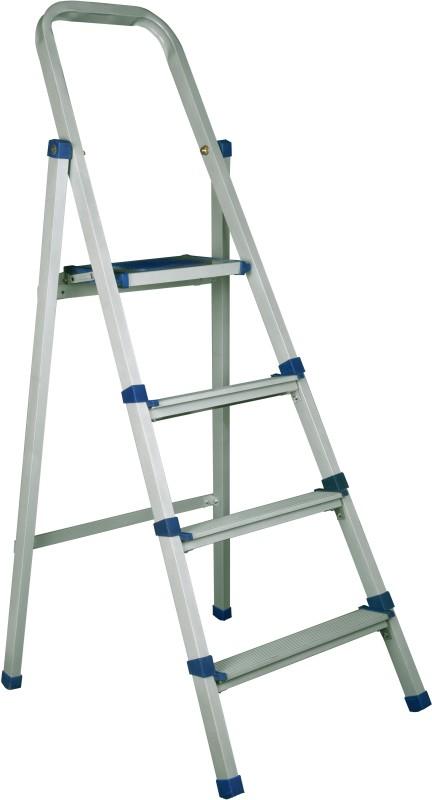 Pull n Dry Aluminium Ladder(With Platform)