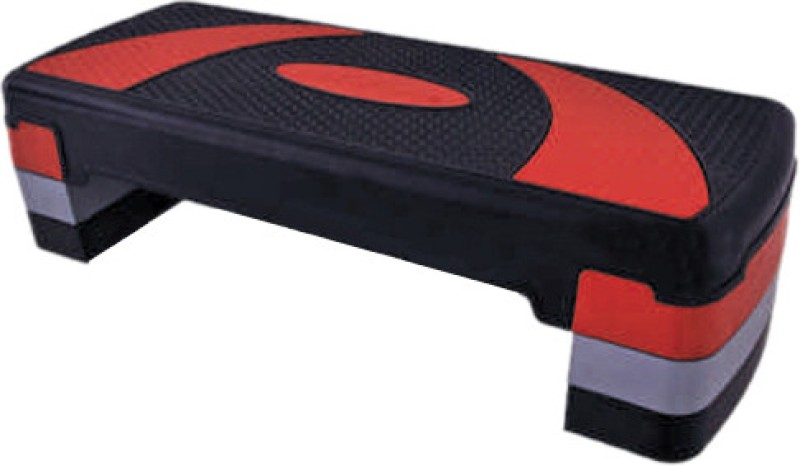Nivia Aerobic Stepper(Red, Black, Grey)
