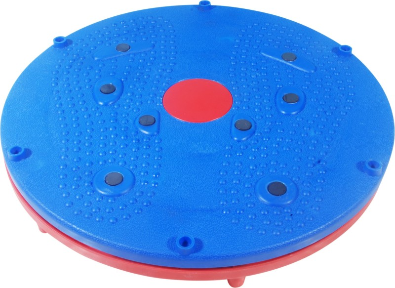 Spartan 2 in 1 twister + mat Ab Exerciser(Blue, Red)