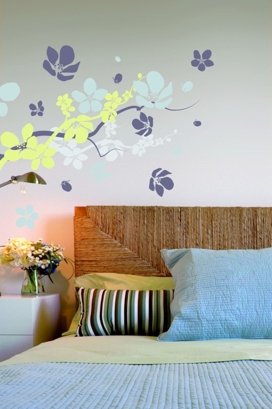 Home Decor Line Extra Large Wall Sticker(Pack of 1)