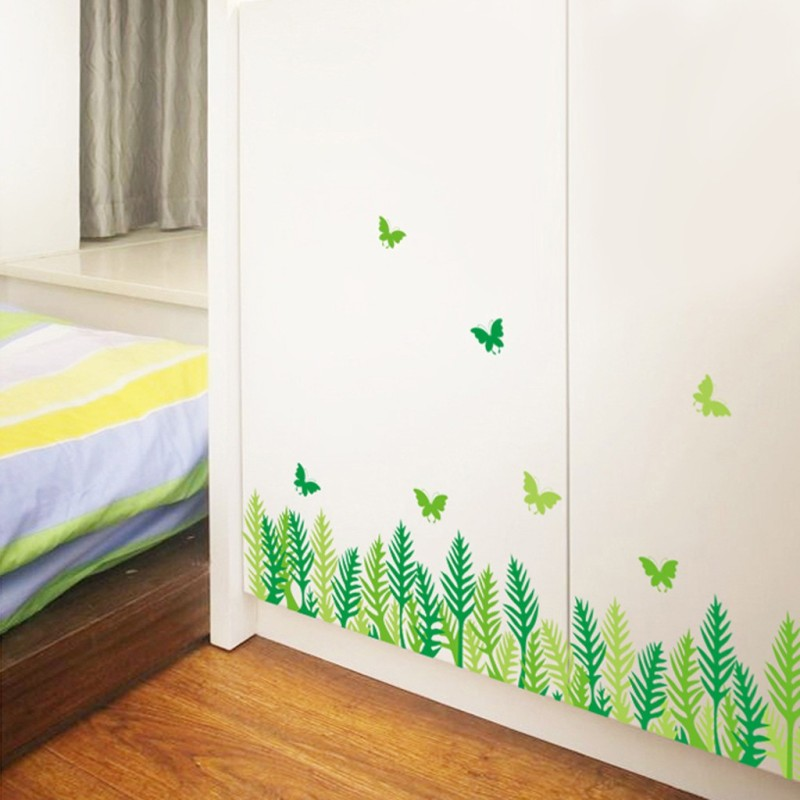 Cortina Large Wall Sticker Sticker(Pack of 1)