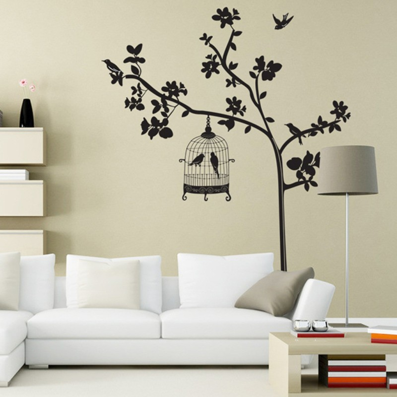 Cortina Extra Large Wall Sticker Sticker(Pack of 1)