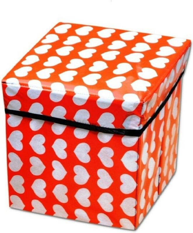 The Intellect Bazaar Stool(Orange)